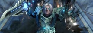 Anduin and Sylvanas Cutscene, Very Significant and VERY WIP