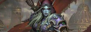 Sylvanas Legendary Bow Upgradable in Patch 9.1