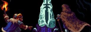 Incredible Pixel Art Video of Arthas Getting Frostmourne