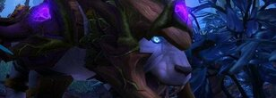 New Fel Guardian Druid Mage Tower Appearance in Patch 9.1.5