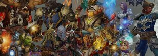 Awesome Fan-Made Paladin Class Skins for All Races by Simaia