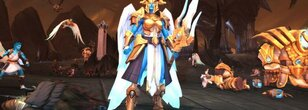 All Starting Armor Sets Coming in Patch 9.1.5