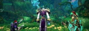 Priest Mage Tower Armor Set in Patch 9.1.5