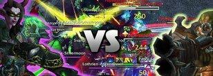 40 Demon Hunters vs 40 Hunters Challenge