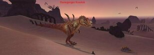 Kill Dunegorger Kraulok This Week for a Chance at Mollie the Alpaca Mount