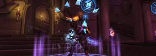 Mage Timewalking Mage Tower Armor Set in Patch 9.1.5