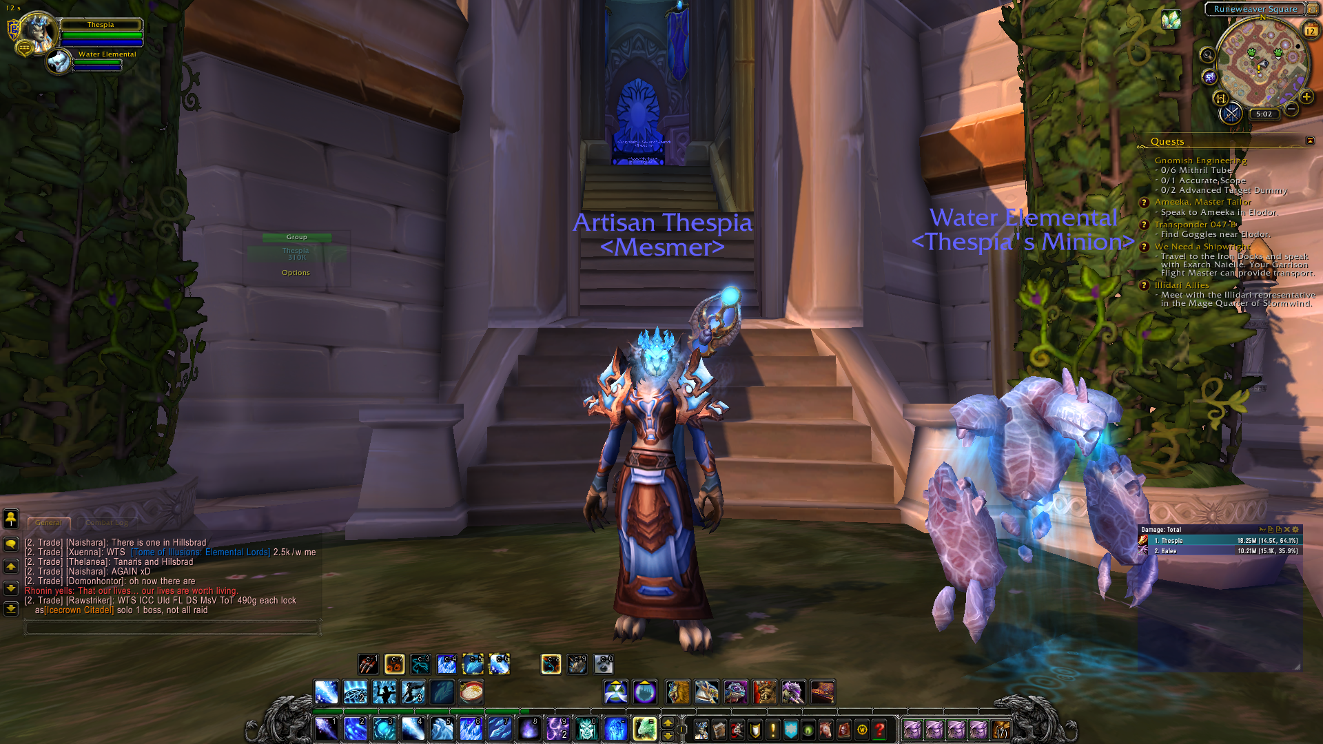 Post your Transmog - Page 11 - Transmog - Icy Veins Forums