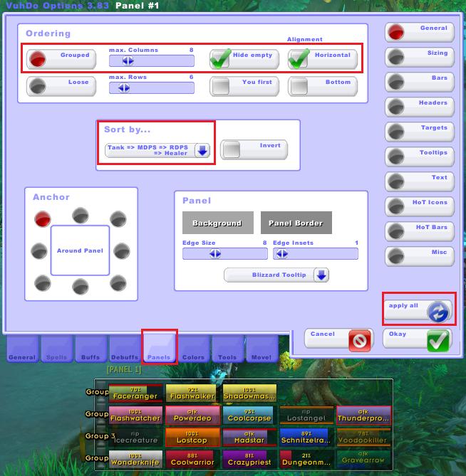 VuhDo: a Comprehensive Guide - UI - Icy Veins Forums