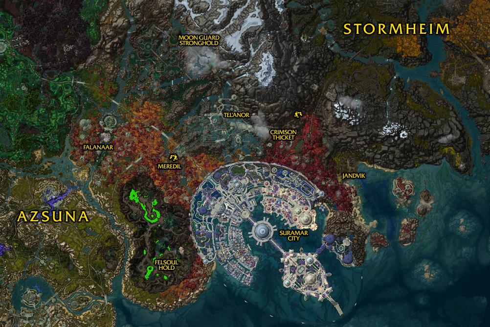Insurrection Guide An Elven Problem General Discussion Icy