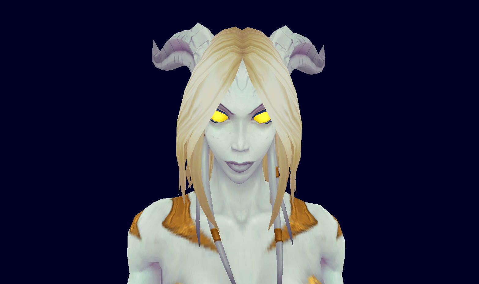 Allied Races Lightforged Draenei Preview News Icy