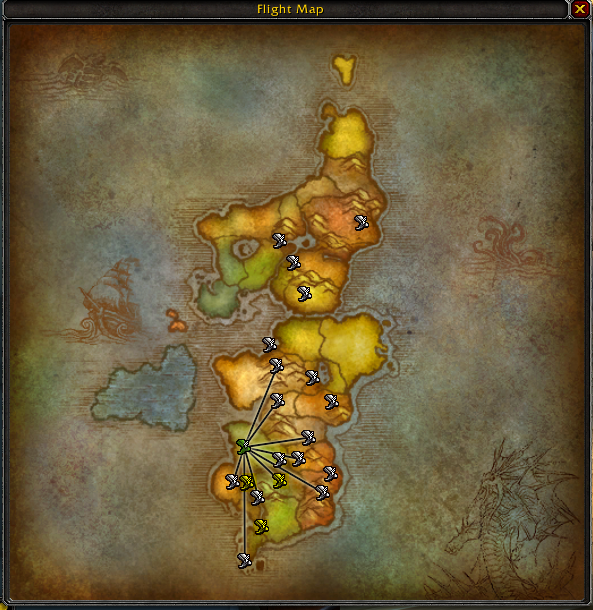 Patch 7.2.5 - Heirlooms & Flightmaps for Alts - News - Icy ...