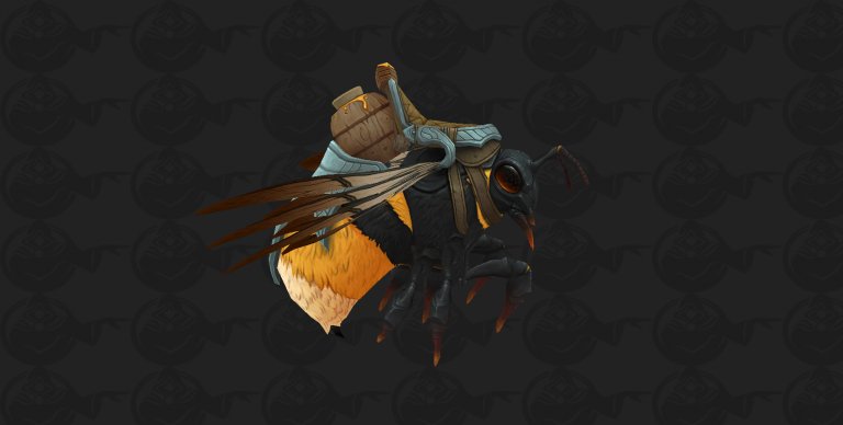 Where Is My Bee Mount? - News - Icy Veins Forums