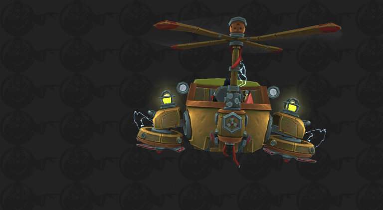 Goblin Hovercraft Mounts in Battle for Azeroth - News - Icy Veins Forums