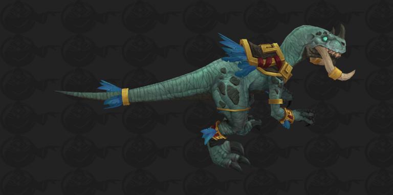 Zandalari Trolls Allied Race in World of Warcraft - News