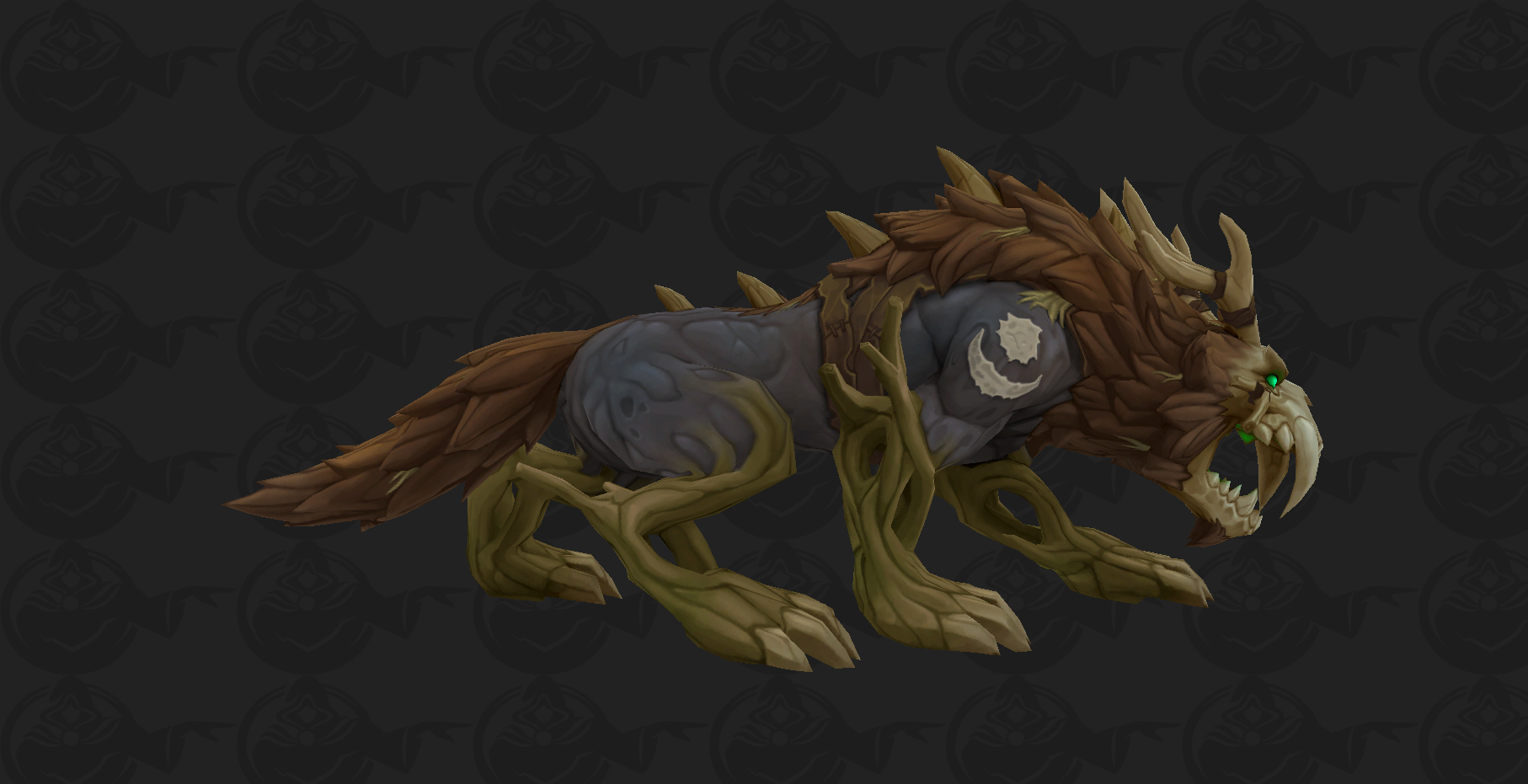 how to get druid of the flame cat form