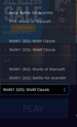 WoW Classic Demo Details - News - Icy Veins Forums
