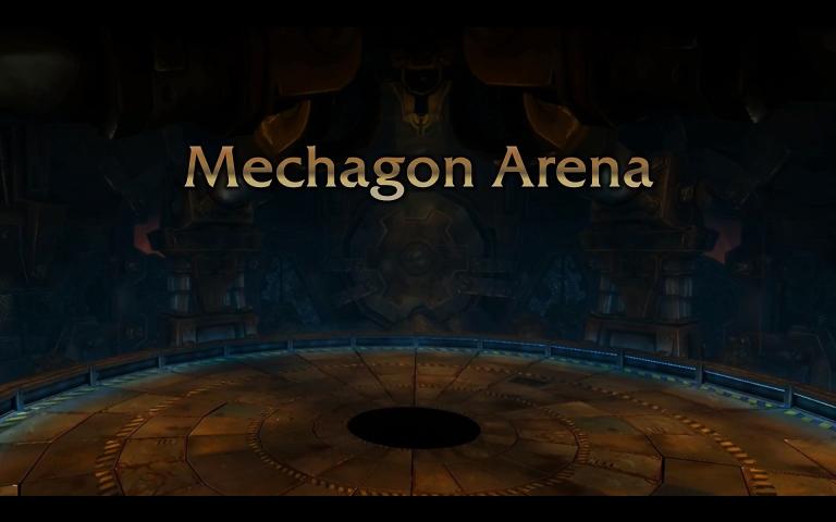 Arena di Mechagon