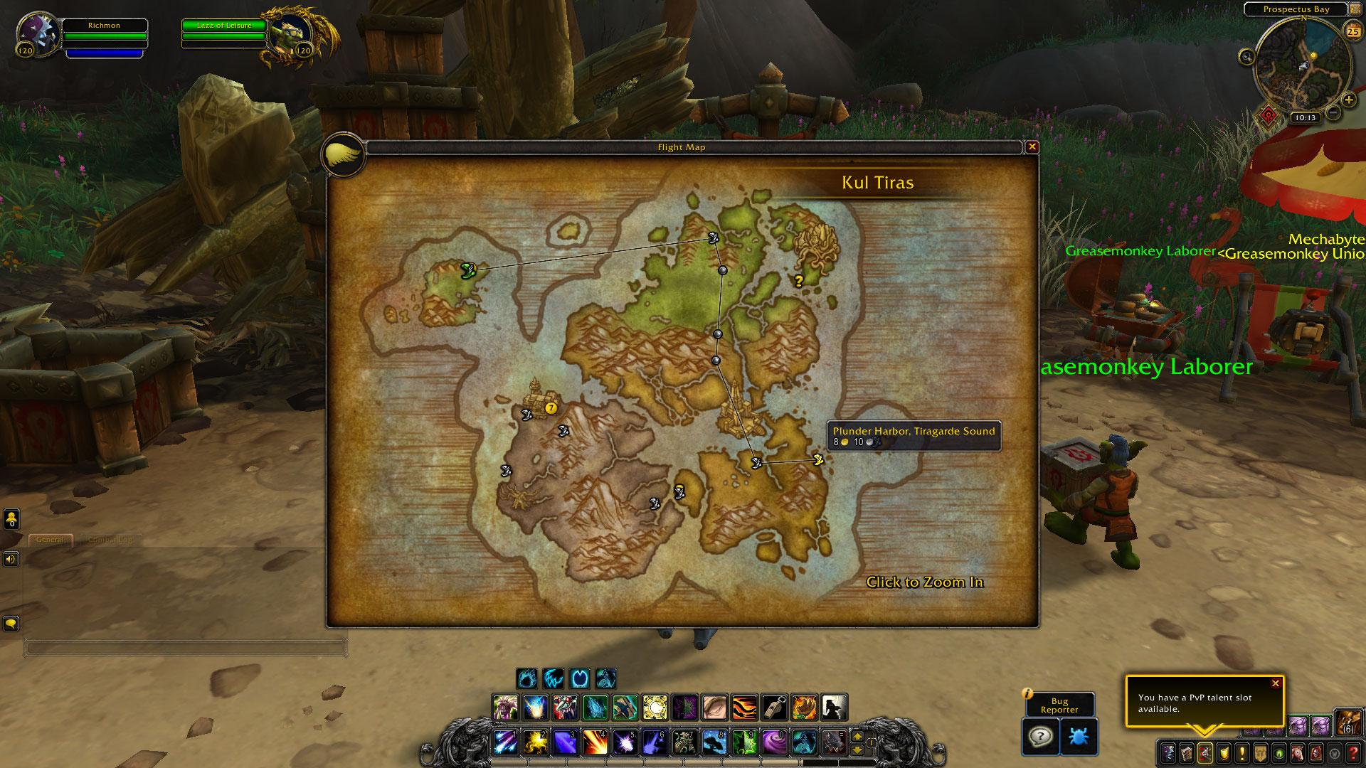 How to Get and Return to Mechagon & Nazjatar in Patch 8 2 - News