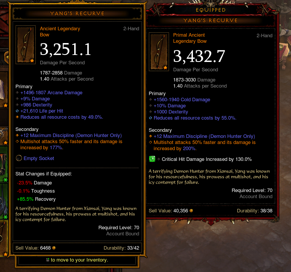 Ue Multishot Demon Hunter Page 2 Guide Comments Icy Veins