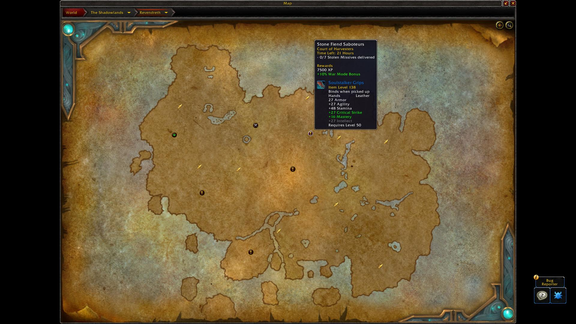 Complete World Quests While Leveling In Shadowlands News Icy Veins