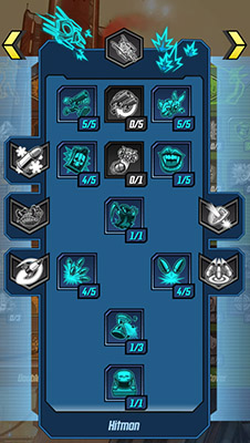 Double Trouble Skill Tree