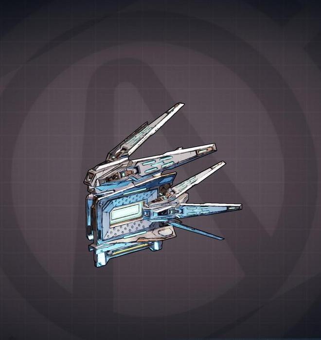 borderlands 3 legendary shields