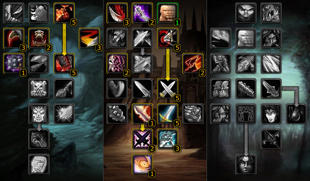 Classic Rogue Dps Spec Builds And Talents Wow Classic Icy Veins