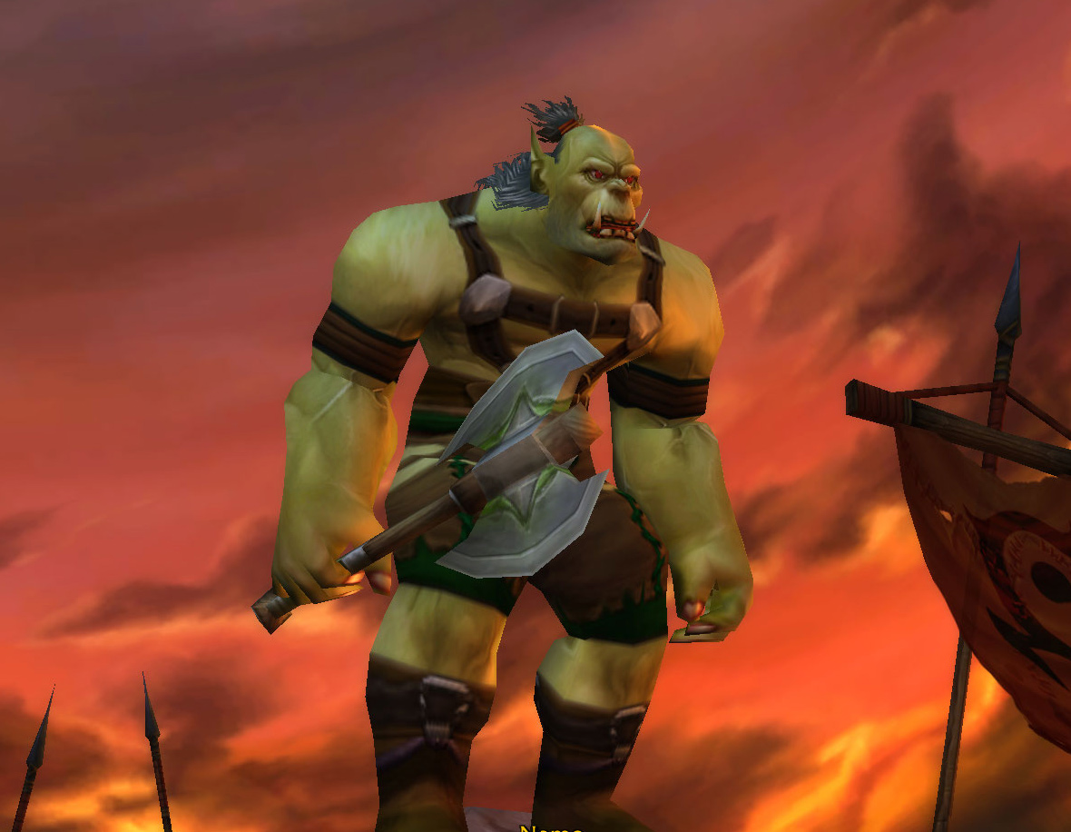 Race Guide To Orcs Wow Classic Icy Veins