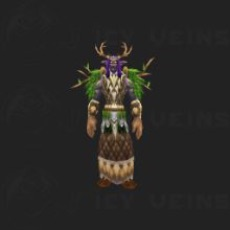 Druid Tier 1 Set: Cenarion Raiment