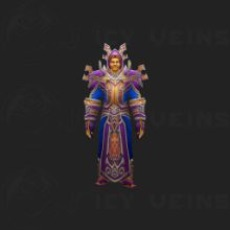 Mage Tier 1 Set: Arcanist Regalia