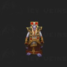 Priest Tier 1 Set: Vestments of Prophecy