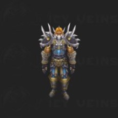 Warrior Tier 1 Set: Battlegear of Might