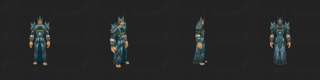 Mage's Tier 2.5 Enigma Vestments