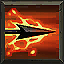 Elemental Arrow Icon