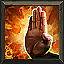 Exploding Palm Icon