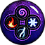 Elemental Exposure Icon