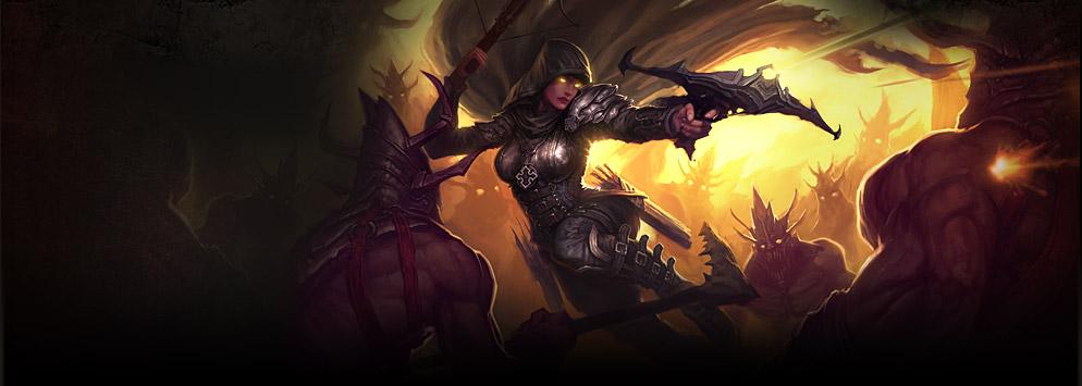 Diablo 3 season 16 dämonenjäger