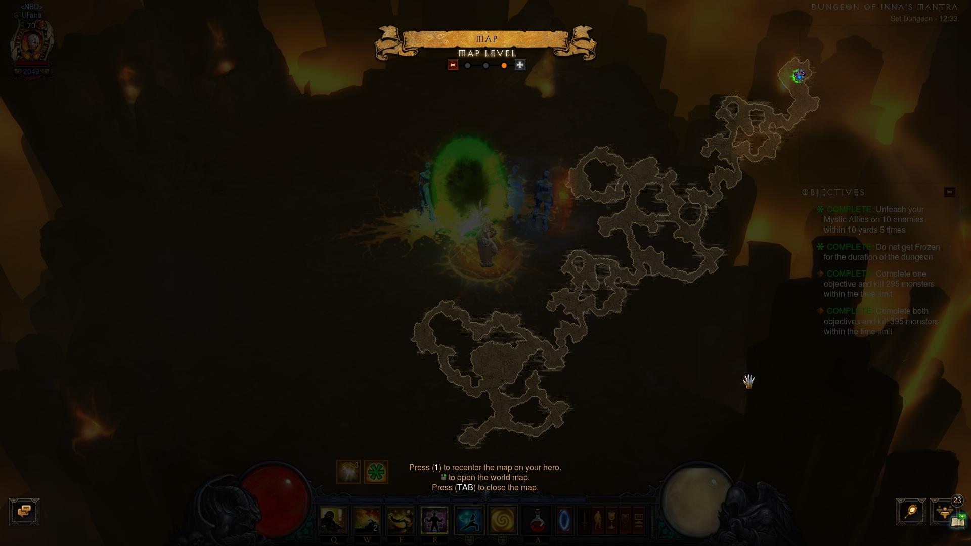 Monk Inna's Mantra Set Dungeon Guide - Diablo 3 - Icy Veins