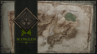Scosglen Map Image