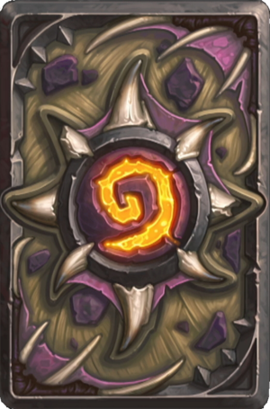 Blackrock Mountain Card Back
