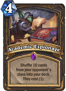 Academic Espionage - Boomsday Expansion