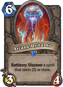 Arcane Dynamo - Boomsday Expansion