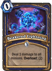 Beakered Lightning - Boomsday Expansion