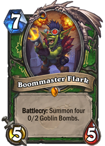 Boommaster Flark - Boomsday Expansion