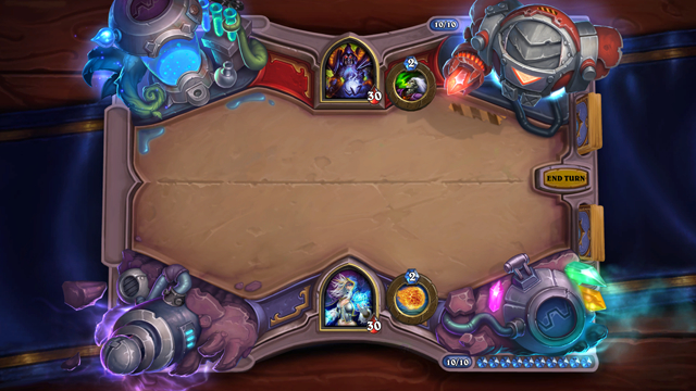 The Boomsday Project Game Board