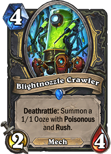 Blightnozzle Crawler - Boomsday Expansion