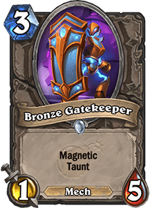 Bronze Gatekeeper - Boomsday Expansion