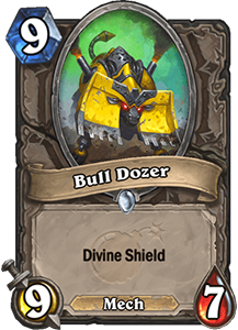 Bull Dozer - Boomsday Expansion