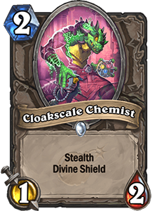 Cloakscale Chemist - Boomsday Expansion