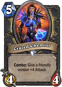 Crazed Chemist - Boomsday Expansion